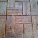 41.Behaton ploca 30x30x3 cm imitacija drva