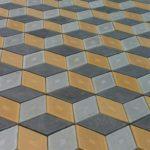 11.Betonska galanterija,livena betonska ploca 3D