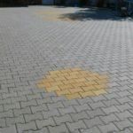 12.Vibro-presovana betonska-behaton ploca 7cm-kost