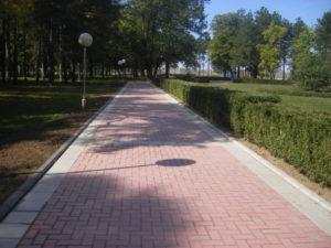 30. Behaton/betonske ploce Sumarice-Kragujevac