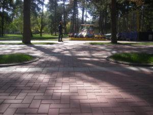 40. Behaton/betonske ploce Sumarice-Kragujevac
