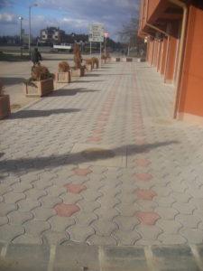47. Behaton-betonska ploca/Muzej Vostanih figura u Jagodini