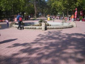 14. Behaton/betonske ploce Sumarice-Kragujevac