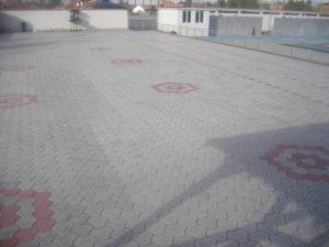 4. Behaton-betonska ploca/Muzej Vostanih figura u Jagodini