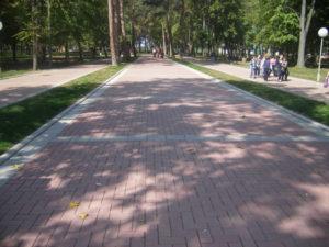 15. Behaton/betonske ploce Sumarice-Kragujevac