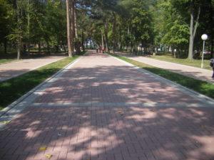 16. Behaton/betonske ploce Sumarice-Kragujevac
